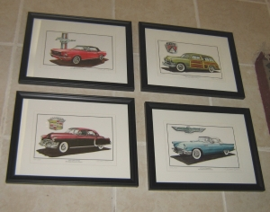 S/N Collector Prints