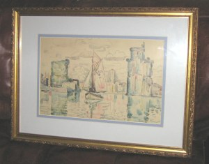 Original Artwork - Early 20thc Watercolor